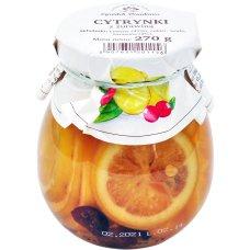 Cytrynki z żurawiną 270 g