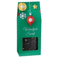 Herbata Świąteczna w zielonym pudełku 75g