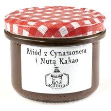 Miód z Cynamonem i Nutą Kakao