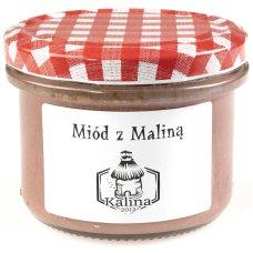 Miód z Maliną