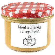 Miód z Pierzgą i Propolisem