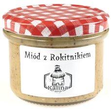 Miód z Rokitnikiem