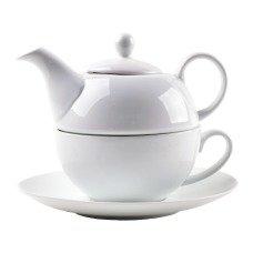 Zestaw Tea For One FILIP 0,4 l 0,225 l  z zaparzaczem