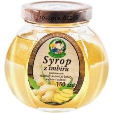 Syrop z imbiru
