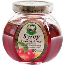 Syrop z owoców derenia