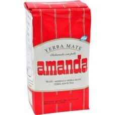 Yerba Mate Amanda 0,5kg czerwona