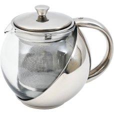 Zaparzacz stalowy 500 ml