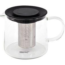 Zaparzacz szklany 1 L